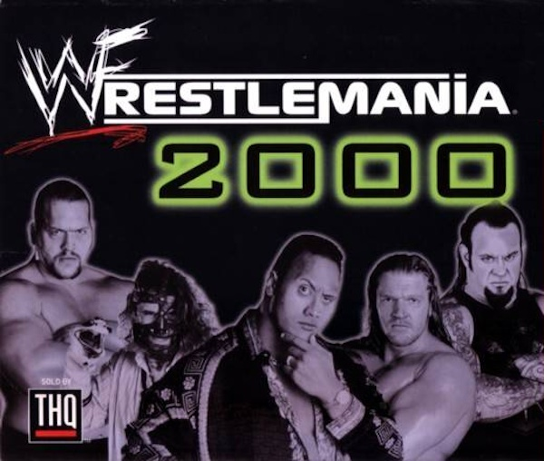 I Learned Something Today: Wrestlemania 2000