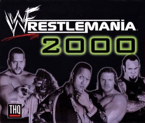 I Learned Something Today: Wrestlemania 2000