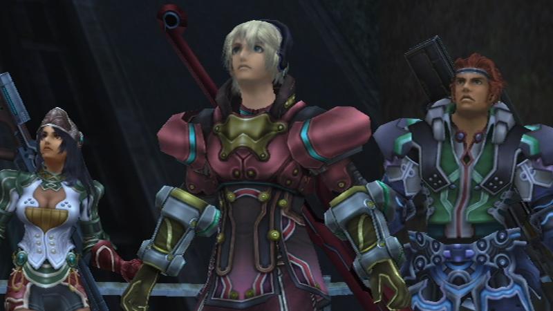Video Game MD  Xenoblade ChroniclesXenoblade Chronicles Shulk