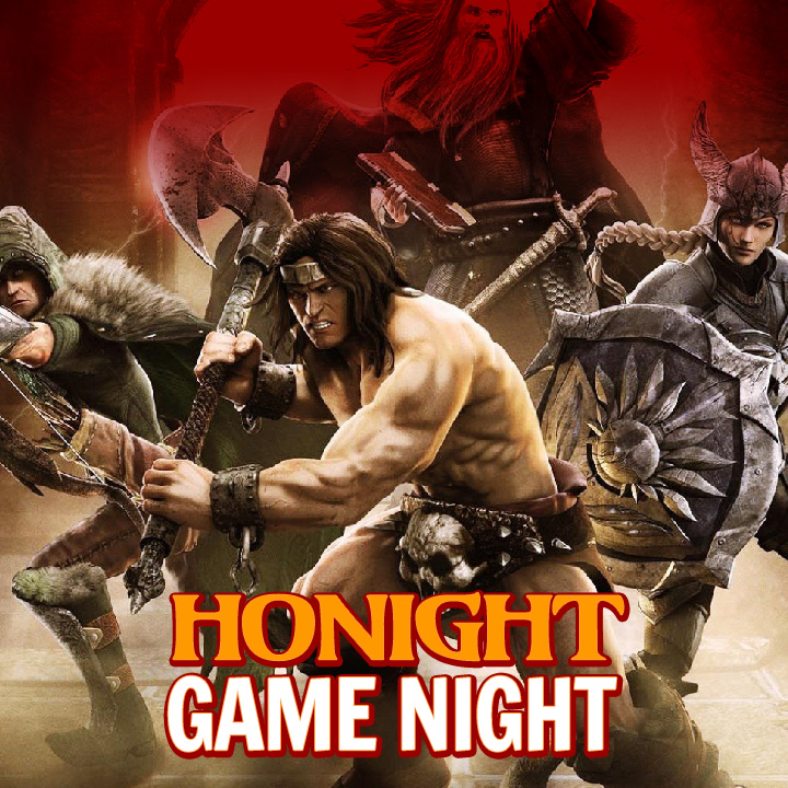 Livestreaming Returns – Gauntlet HoNight Game Night 9/25 9pm EDT – Don't Shoot the Food