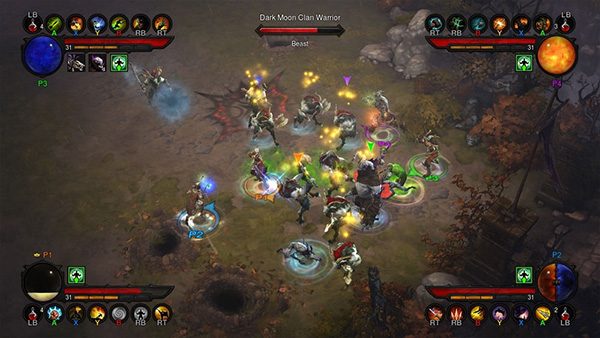 Played Diablo III – Legendary Ease