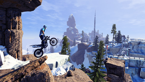 Played Trials Fusion – Not Safe