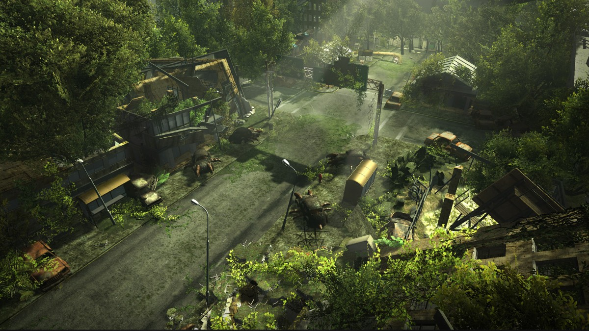 Played Wasteland 2 – Overwhelming Options