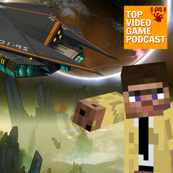 Top Video Game Podcast #211 – My Wife Hates It When I Park on the Moon