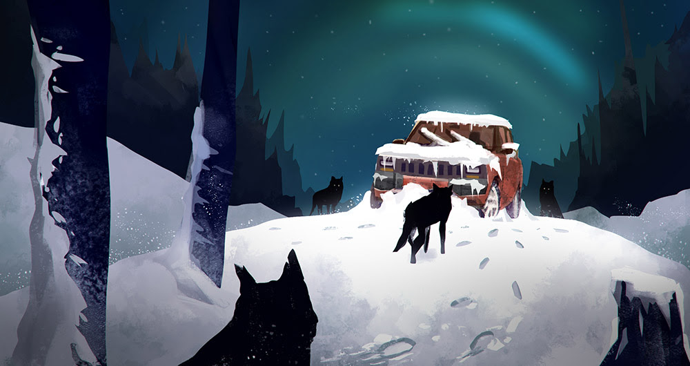 Played The Long Dark: Icy Flashbacks