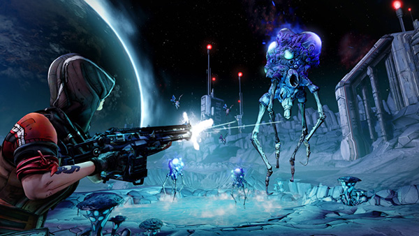 Borderlands: The Pre-Sequel Review: To the Moon and Back