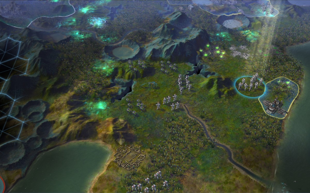 Played Civilization: Beyond Earth – Read Your Space Instructions