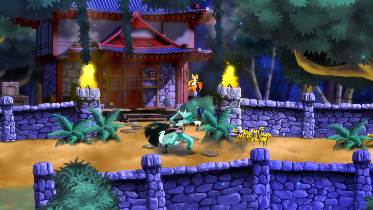 Played Dust: An Elysian Tail – Still Really Really Good Lookin