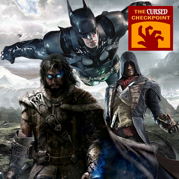 The Cursed Checkpoint #306 – Batman: Mordor Assassin