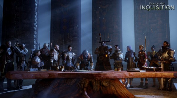 Played Dragon Age: Inquisition – I Am the One Who Decides the Decisions