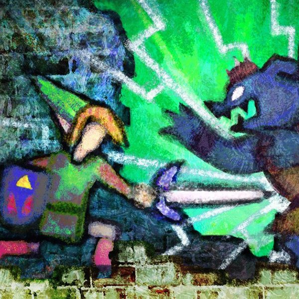 Backlog Commandos #102 – The Legend of Zelda: A Link Between Worlds