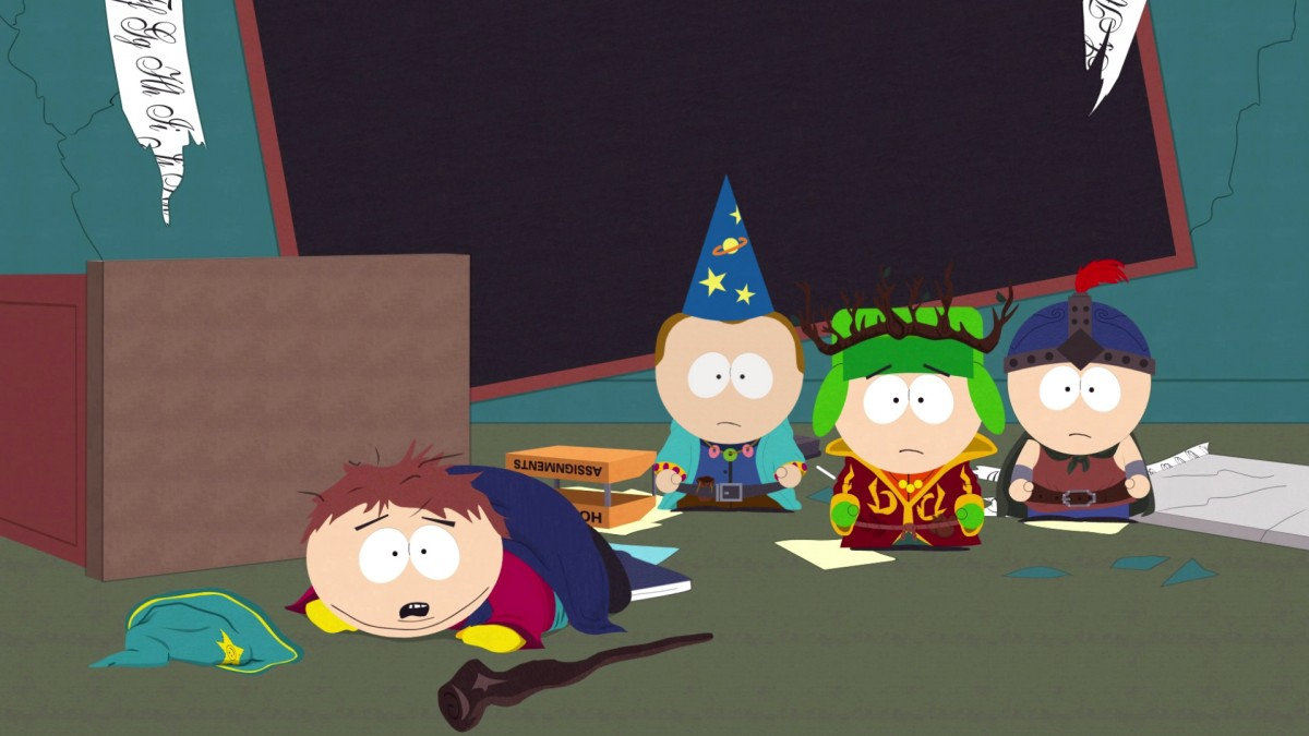 Played South Park: The Stick Of Truth – It's Finally South Park