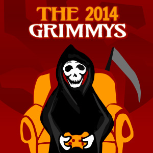 The 2014 Grimmys: Mr. Dave Award for Best New Character