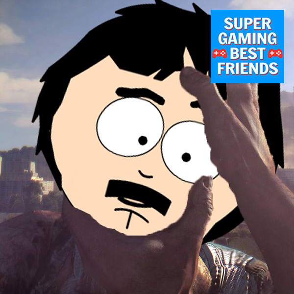 Super Gaming Best Friends #402 – Mind the Reload