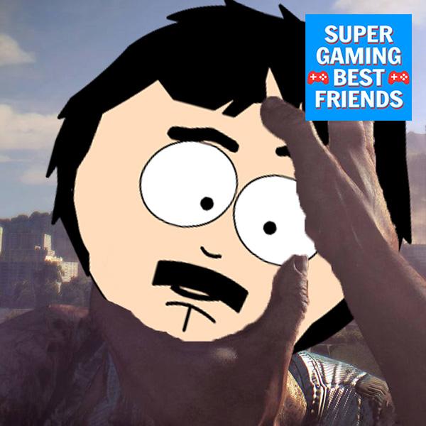 Super Gaming Best Friends #402 – Mind the Reload