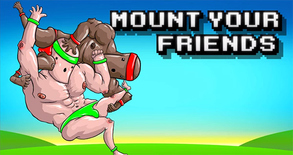 Played Mount Your Friends – Swing That D