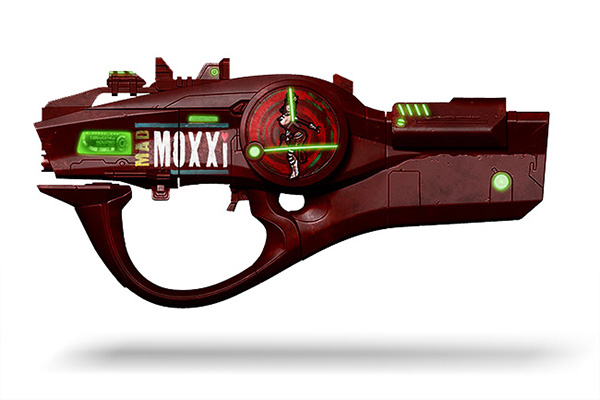 Hey! Buy! Full Scale Replica of Miss Moxxi's Bad Touch from Borderlands 2