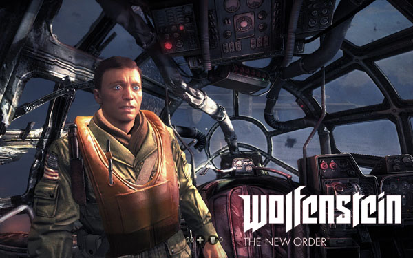 Played Wolfenstein: The New Order – Why Wyatt?