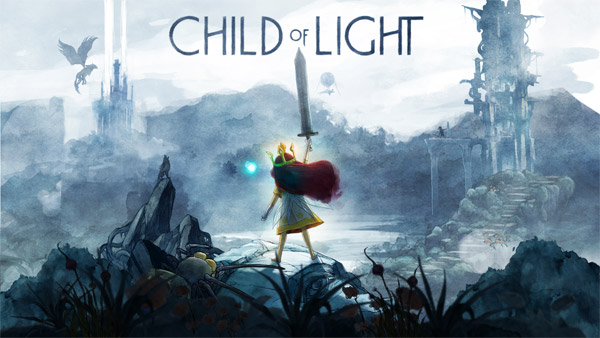 Played Child of Light – A Beautiful Little Journey