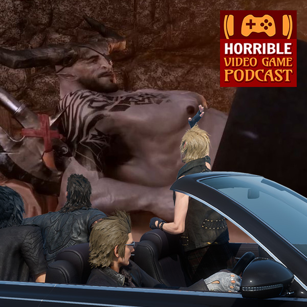 Horrible Video Game Podcast #102 – Safe Word Inquisition