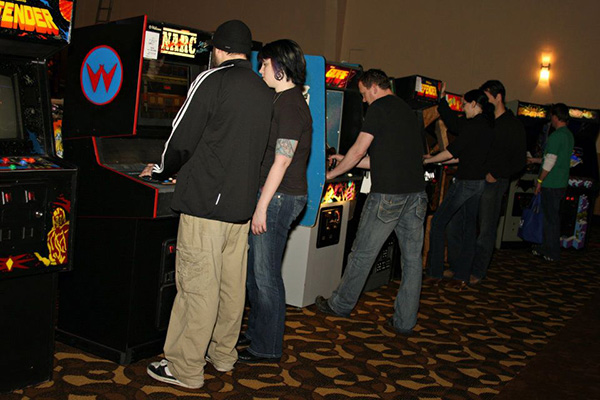 Louisville Arcade Expo This Weekend with Horrible Night