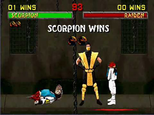 Game Association: Mortal Kombat