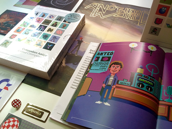 Hey! Buy! Two Visual Commpendiums of Commodore Art