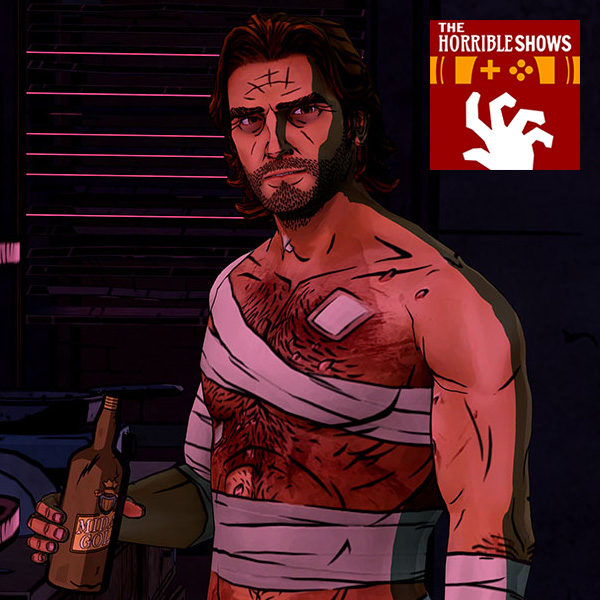 Backlog Commandos #104 – The Wolf Among Us
