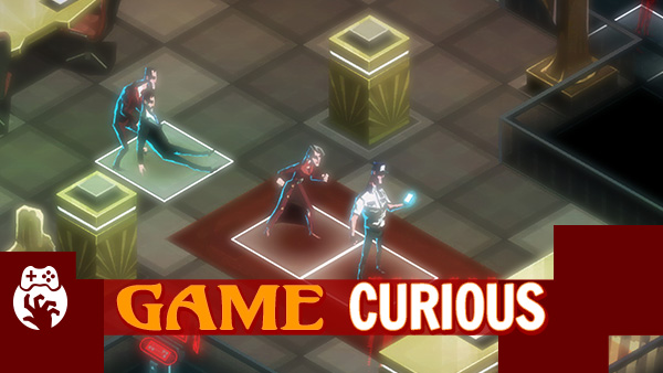 Game Curious Invisible, Inc – Not Impossible