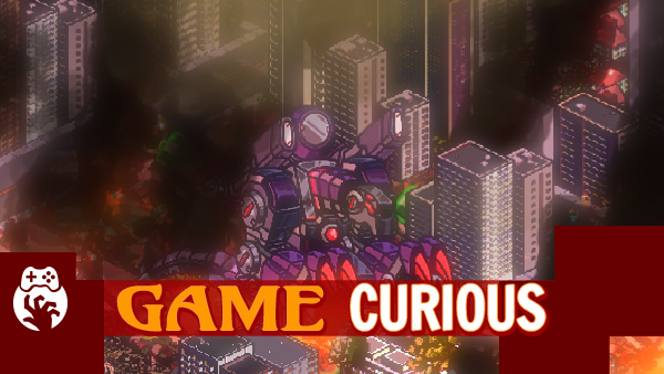 Game Curious Kaiju-A-GoGo – Of Course We Have Eye Lasers