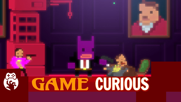 Game Curious Not a Hero – Blood Smear Campaign