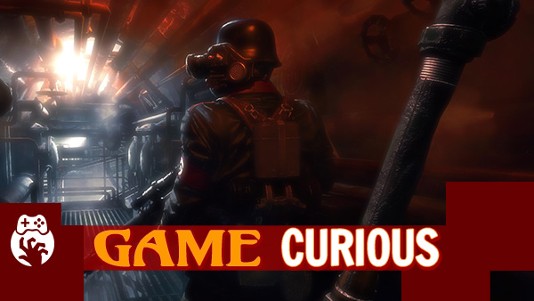 Game Curious Wolfenstein: The Old Blood – All I Need is Pipe