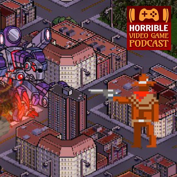 Horrible Video Game Podcast #104 – Neverending Monster Party