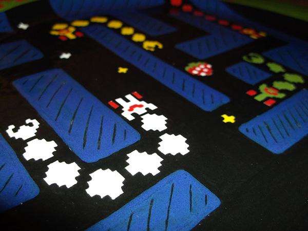 Arcade Challenge Report – Jungler