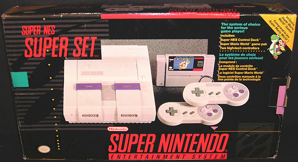 Reason to Upgrade – SNES: Singular Nintendo Entertainment System
