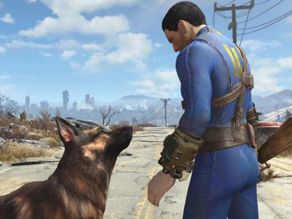 Hey! Puppy! The Dogs of Fallout