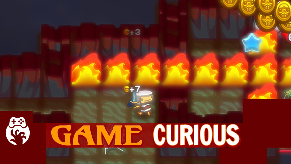 Game Curious Sproggiwood – Step By Step