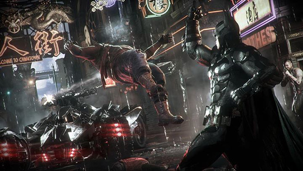 Played Batman: Arkham Knight – Meaningless Car Metaphors