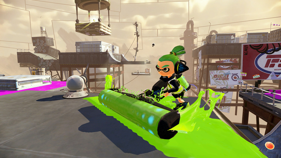 Played Splatoon – You Are What You Ink