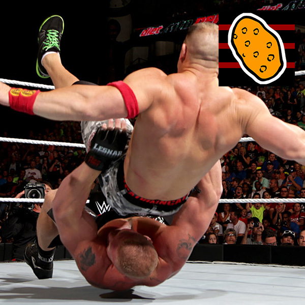 Potato Bumps #105 – Let's Book SummerSlam 2015