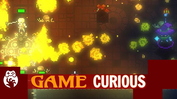 Game Curious Dungeon Souls – On Your Marks