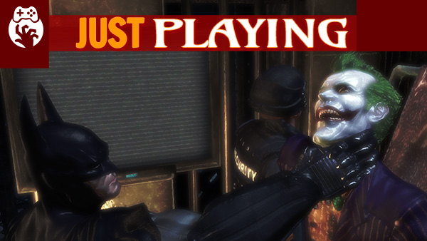 Just Playing Batman: Arkham Asylum – The Intro Returns