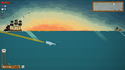 Played Pequod: So, You Made A Pixel Art Game