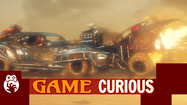 Game Curious Mad Max – Literal Sand Box