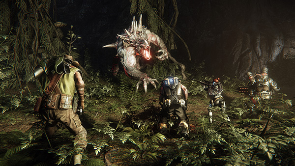 Evolve – Games of 2015
