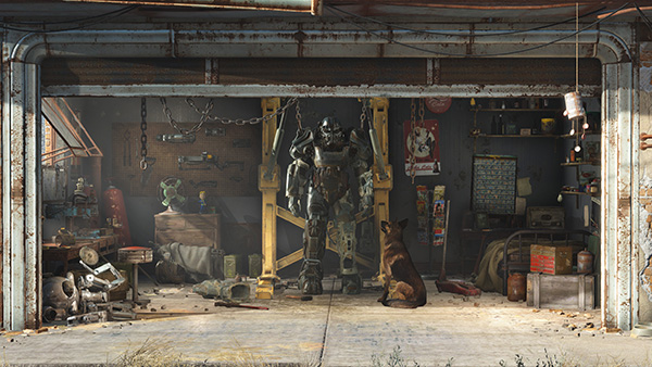 Fallout 4 – Games of 2015