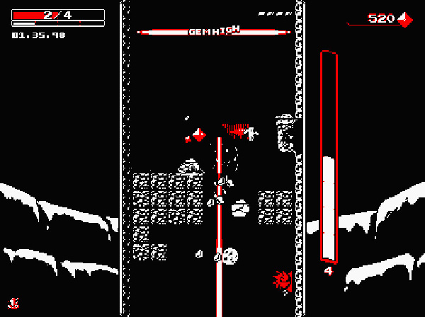 Downwell – Games of 2015