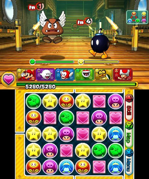 Puzzle & Dragons Z + Puzzle & Dragons Super Mario Bros. Edition – Games of 2015