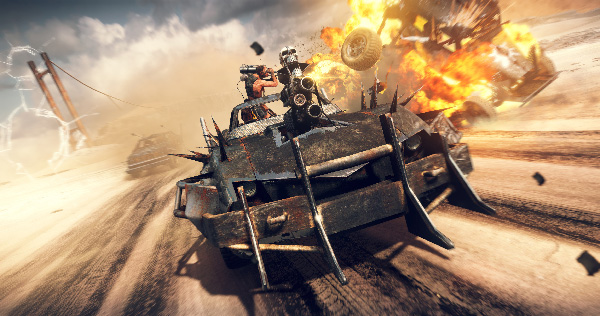 Mad Max – Games of 2015