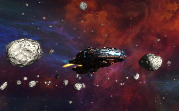 Rebel Galaxy – Games of 2015